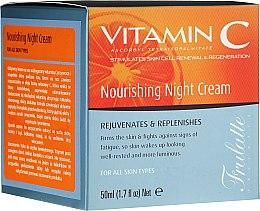 Voňavky, Parfémy, kozmetika Krém na tvár, nočný, výživný - Frulatte Vitamin C Nourishing Night Cream