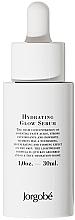 Voňavky, Parfémy, kozmetika Hydratačné sérum pre žiarivosť tváre - Jorgobe Hydrating Glow Serum