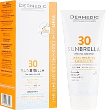 Voňavky, Parfémy, kozmetika Opaľovacie mlieko pre telo - Dermedic Sun Protection Milk SPF 30