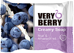 Voňavky, Parfémy, kozmetika Krém-mydlo - Very Berry Acai & Amaranth Oil