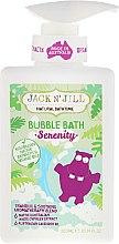 """Voňavky, Parfémy, kozmetika Detská kúpeľová pena """"Upokojujúce"""" - Jack N' Jill Bubble Bath Serenity"""