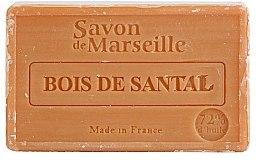 """Voňavky, Parfémy, kozmetika Prírodné mydlo """"santalové drevo"""" - Le Chatelard 1802 Sandal Wood Soap"""