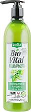 Voňavky, Parfémy, kozmetika Kondicionér na vlasy s mätou a eukalyptom - DeBa Bio Vital Revitalizing Conditioner