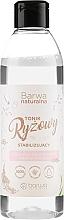 Voňavky, Parfémy, kozmetika Stabilizačné výživné rýžové tonikum na tvár - Barwa Natural