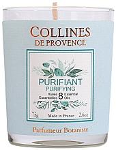 Voňavky, Parfémy, kozmetika Vonná sviečka - Collines de Provence Purifiant Candles
