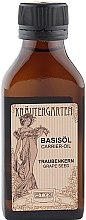 """Voňavky, Parfémy, kozmetika Olej """"Hroznových jadier"""" - Styx Naturcosmetic Crape Seel Basisol Carrier-Oil"""