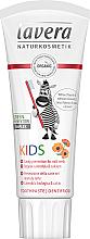 Voňavky, Parfémy, kozmetika Zubná pasta pre deti bez fluoridov - Lavera Kids Toothpaste Organic Calendula and Calcium Fluoride