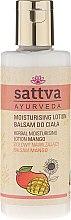 Voňavky, Parfémy, kozmetika Lotion na telo - Sattva Herbal Moisturising Lotion Mango