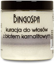 Maska na vlasy - BingoSpa Treatment For Hair With Mud Karnalitowym — Obrázky N2