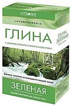 Voňavky, Parfémy, kozmetika Hlinená kozmetická zelená na tvár a telo - Artcolor