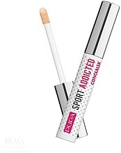Voňavky, Parfémy, kozmetika Korektor pre tvár - Pupa Sport Addicted Concealer