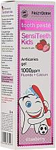 Voňavky, Parfémy, kozmetika Zubná pasta - Frezyderm SensiTeeth Kids Tooth Paste 1000ppm