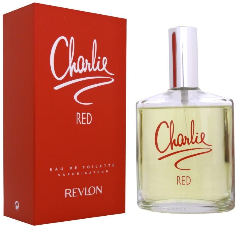 Revlon Charlie Red - Toaletná voda