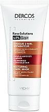 Voňavky, Parfémy, kozmetika Regeneračná maska pre poškodené a oslabené vlasy - Vichy Dercos Kera-Solutions Conditioning Mask