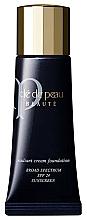 Voňavky, Parfémy, kozmetika Make-up s efektom prirodzenej žiarivosti - Cle De Peau Beaute Radiant Cream Foundation SPF24