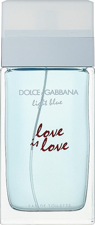 Dolce & Gabbana Light Blue Love is Love Pour Femme - Toaletná voda