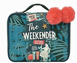 Voňavky, Parfémy, kozmetika Sada - Dirty Works The Weekender Gift Bag (sh/gel/200ml + b/lot/200ml + acc)
