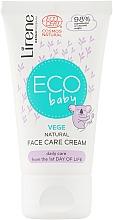 Voňavky, Parfémy, kozmetika Prírodný krém na starostlivosť o tvár - Lirene Eco Baby Cream
