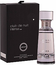 Voňavky, Parfémy, kozmetika Armaf Club De Nuit Intense Man - Olejový parfum