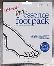 Voňavky, Parfémy, kozmetika Maska na nohy - Petitfee & Koelf Dry Essence Foot Pack