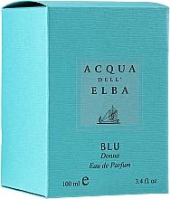 Voňavky, Parfémy, kozmetika Acqua Dell Elba Blu Donna - Parfumovaná voda