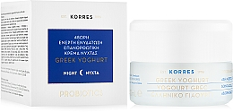 Voňavky, Parfémy, kozmetika Nočný obnovujúci krém s gréckym jogurtom - Korres Greek Yogurt Cream