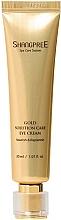 Voňavky, Parfémy, kozmetika Výživný očný krém s hydratačným účinkom - Shangpree Gold Solution Care Eye Cream
