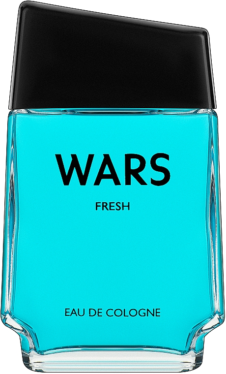Miraculum Wars Fresh - Kolínska voda