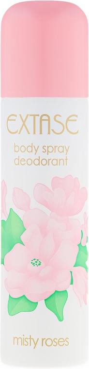 Deodorant - Extase Misty Roses Deodorant
