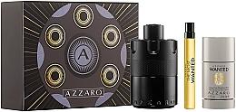 Voňavky, Parfémy, kozmetika Azzaro The Most Wanted - Sada (edp/100ml + deo/75ml + edp/10ml)