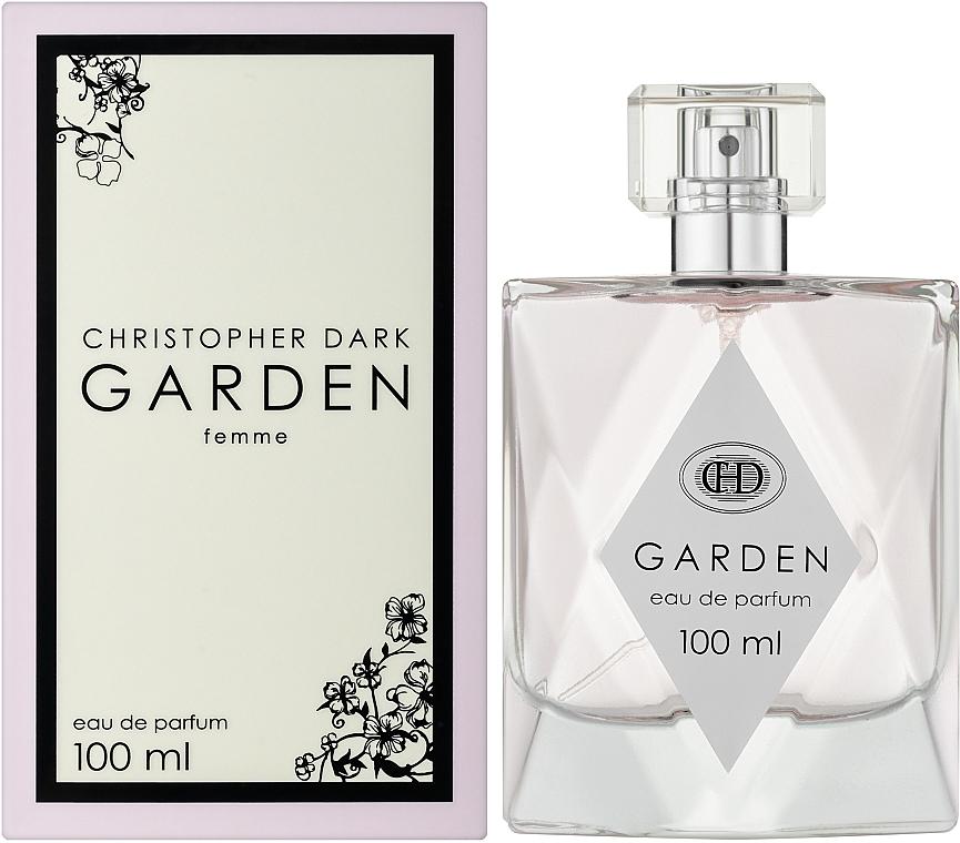 Christopher Dark Garden - Parfumovaná voda — Obrázky N2