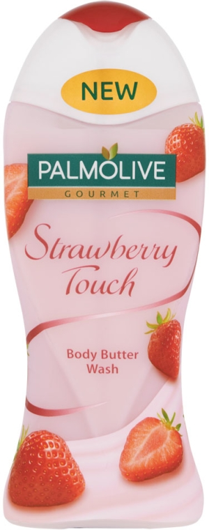 Sprchový gél - Palmolive Gourmet Strawberry Shower Gel