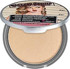 Voňavky, Parfémy, kozmetika Rozjasňovač, shimmer a očný tieň - theBalm Mary-Lou Manizer Highlighter & Shadow (tester)