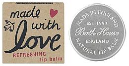 """Voňavky, Parfémy, kozmetika Balzam na pery """"Citrus"""" - Bath House Lip Balm Citrus"""