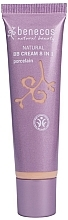 Voňavky, Parfémy, kozmetika Zmatňujúci BB krém 8v1 - Benecos Natural BB Cream 8 in 1