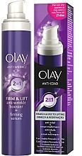 Voňavky, Parfémy, kozmetika Booster a sérum - Olay Anti Wrinkle Firm & Lift 2 in 1 Booster And Serum