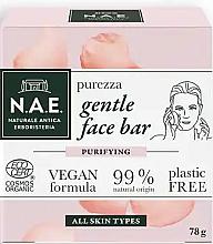 Voňavky, Parfémy, kozmetika Mydlo na tvár - N.A.E. Purezza Gentle Face Bar