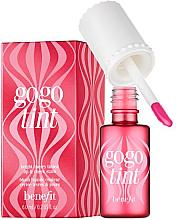 Voňavky, Parfémy, kozmetika Tekutý pigment na pery a líca - Benefit Gogo Tint (mini)