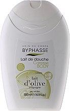Voňavky, Parfémy, kozmetika Sprchový krém - Byphasse Caresse Shower Cream Olive Milk