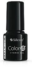 Voňavky, Parfémy, kozmetika Gélový lak na nechty - Silcare Color IT Premium Unicorn