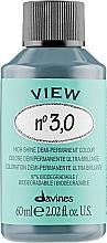 Voňavky, Parfémy, kozmetika Farba na vlasy - Davines View