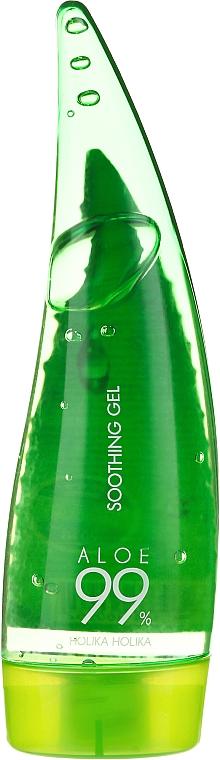 Upokojujúci a hydratačný gél s aloe - Holika Holika Aloe 99% Soothing Gel