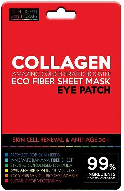 Náplasti pod oči - Beauty Face IST Cell Rebuilding Eye Patch Marine Collagen