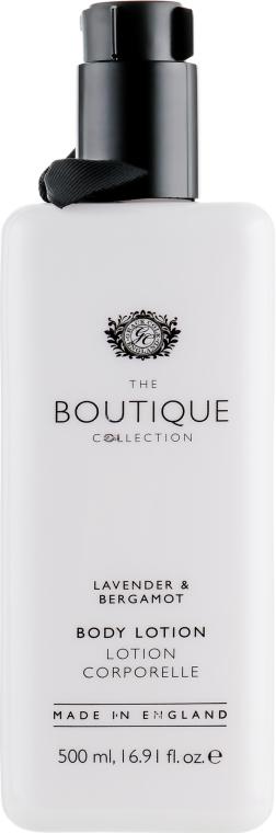 """Telový lotion """"Levanduľa a bergamot"""" - Grace Cole Boutique Body Lotion Lavender & Bergamot"""