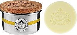 Voňavky, Parfémy, kozmetika Prírodné mydlo - Essencias De Portugal Tradition Aluminum Jewel-Keeper Lemon