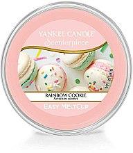 Voňavky, Parfémy, kozmetika Aromatický vosk - Yankee Candle Rainbow Cookie Scenterpiece Melt Cup