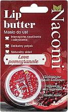 """Voňavky, Parfémy, kozmetika Balzam na pery """"Granátové jablko"""" - Nacomi Lip Butter"""