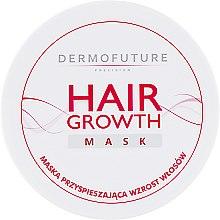 Voňavky, Parfémy, kozmetika Maska na aktiváciu rastu vlasov - DermoFuture Hair Growth Mask