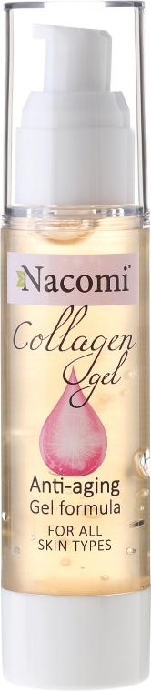 Pleťové gélové sérum - Nacomi Collagen Gel Anti-aging — Obrázky N1