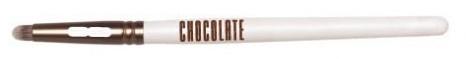 Štetec pre bodové použitie - Novara Chocolate No. 8 Taklon Mixer Brush — Obrázky N1